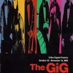 THE GIG, Lyric Stage of Boston, 2001